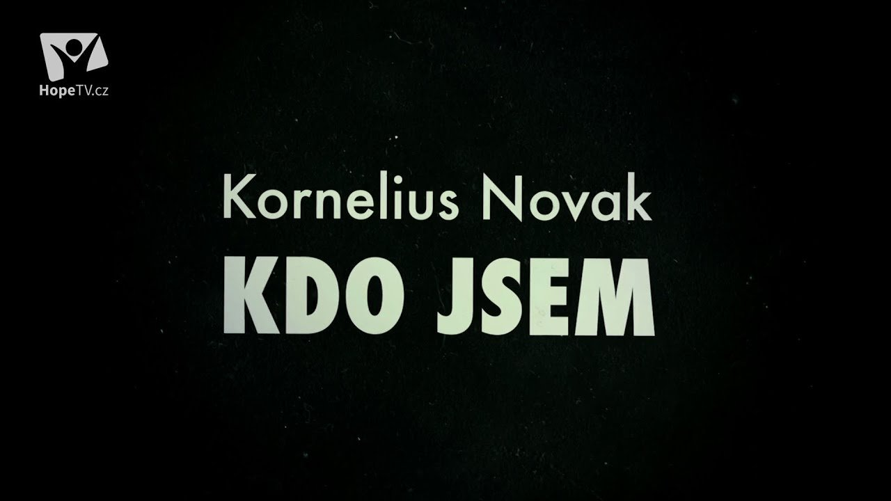 Interview s Korneliem Novakem (1/13)
