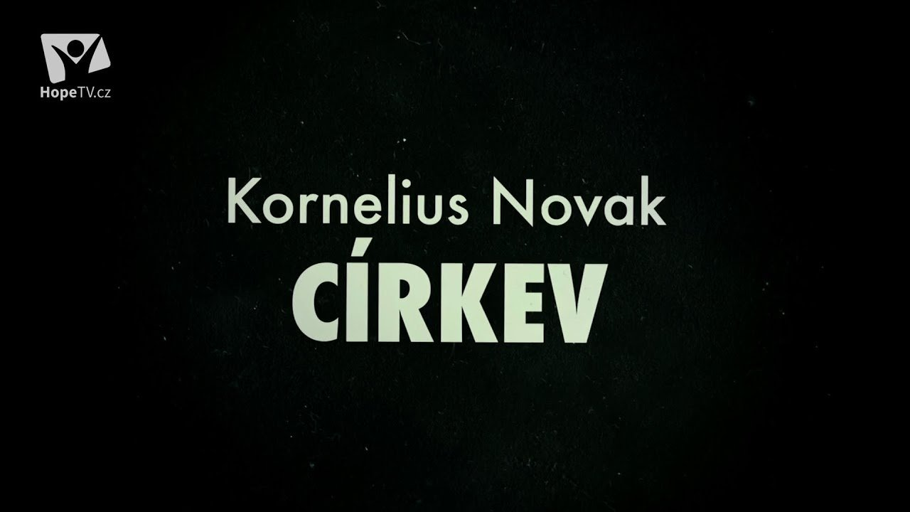 Interview s Korneliem Novakem (10/13) CZ