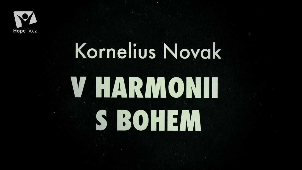 Interview s Korneliem Novakem (13/13) CZ