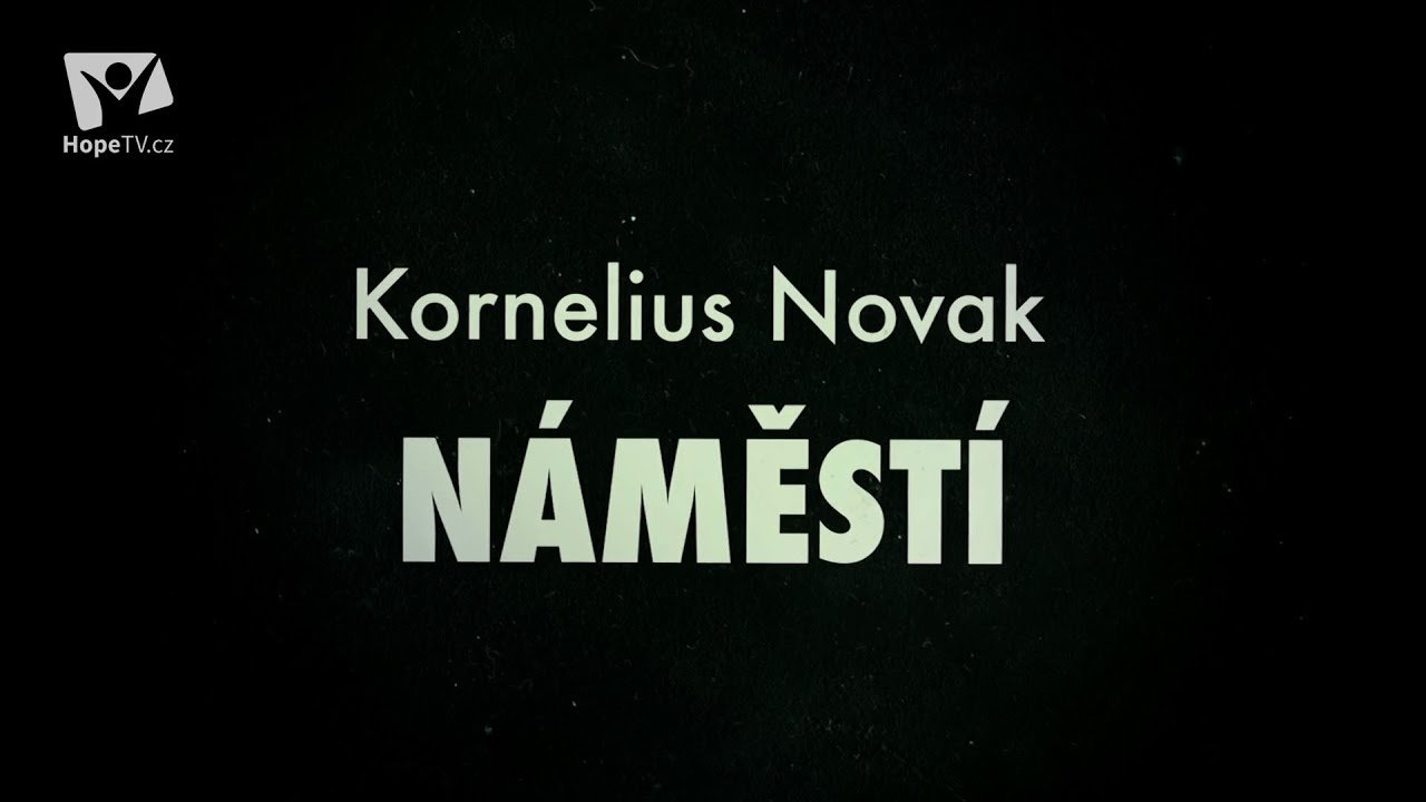 Interview s Korneliem Novakem (4/13)