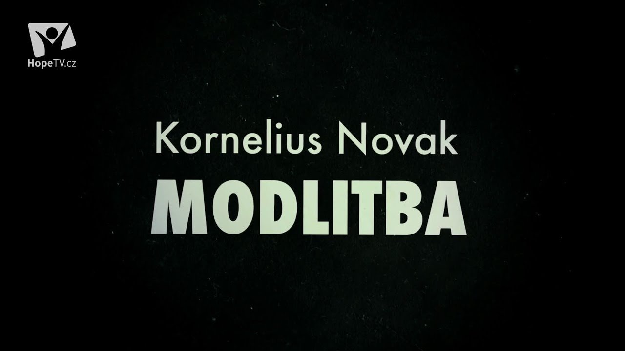 Interview s Korneliem Novakem (8/13) CZ